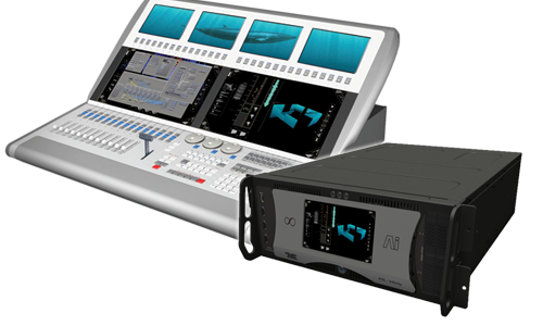 Anna Valley invests in Avolites Ai Infinity Media Servers and Sapphire Media Controller