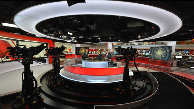 New Broadcasting House – Studio E