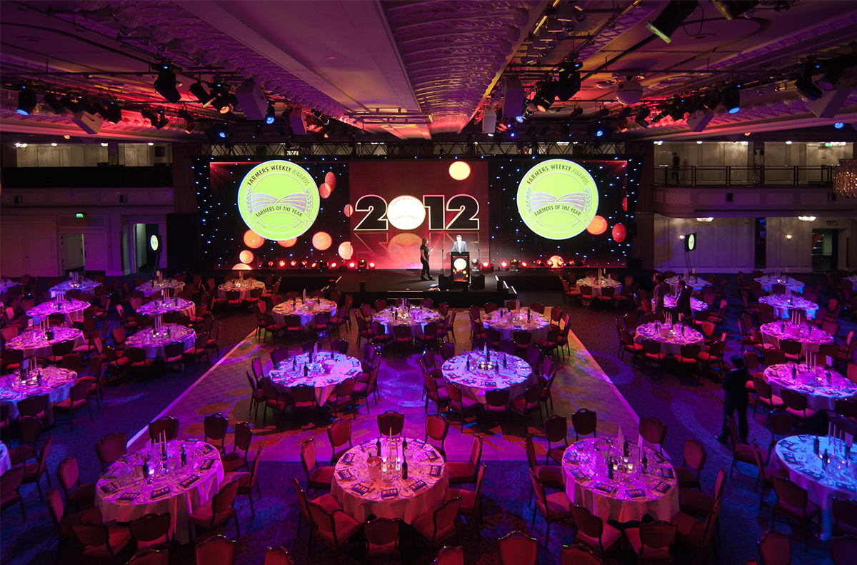 Farmer's Awards 2012