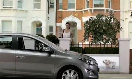 Hyundai i20 TV commercial