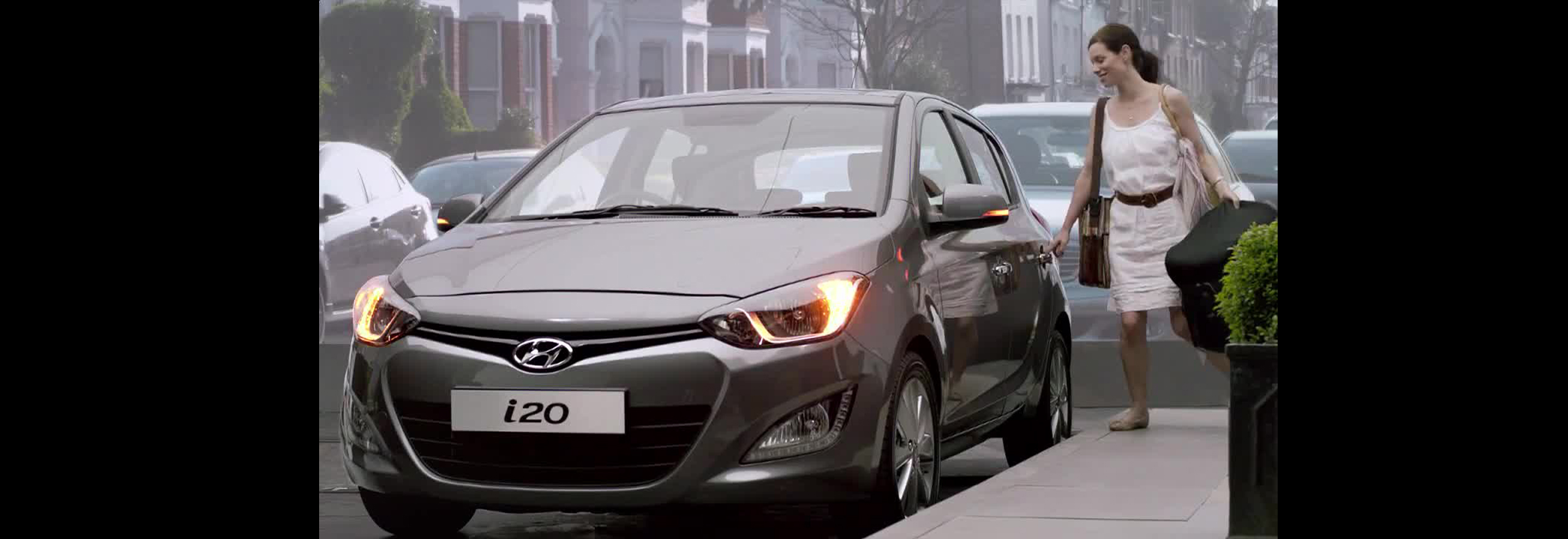 Hyundai i20 TV commercial