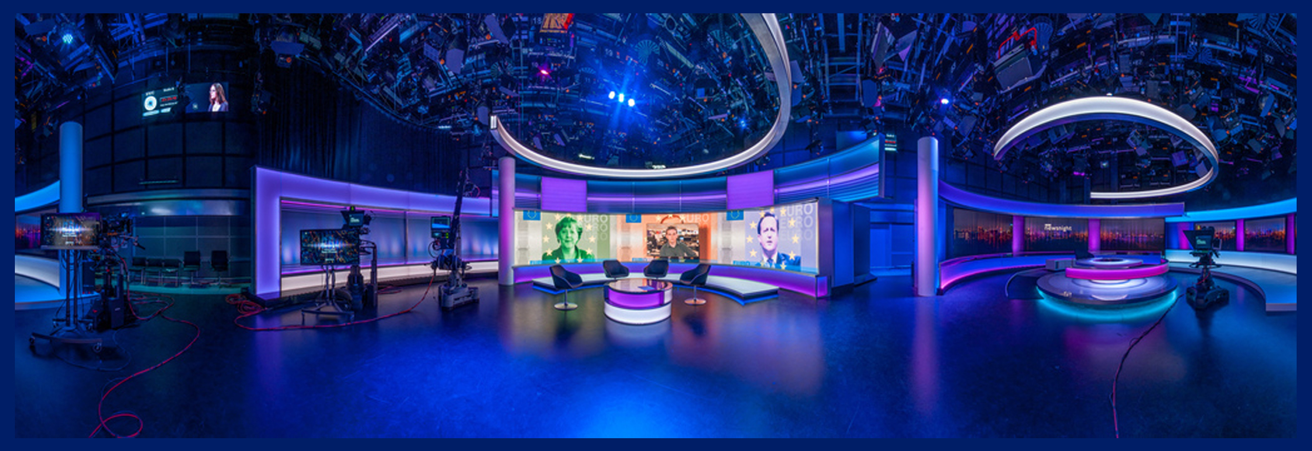 Newsnight from New Broadcasting House