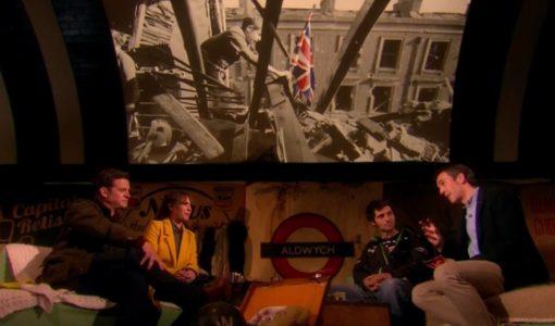 The One Show – Anna Valley Goes Underground