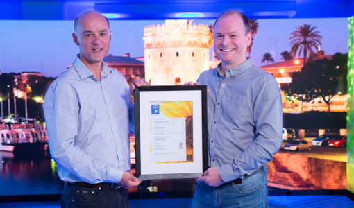 Shooting Partners Group earns ISO 9001 certification