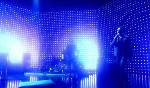 U2 on Graham Norton Show