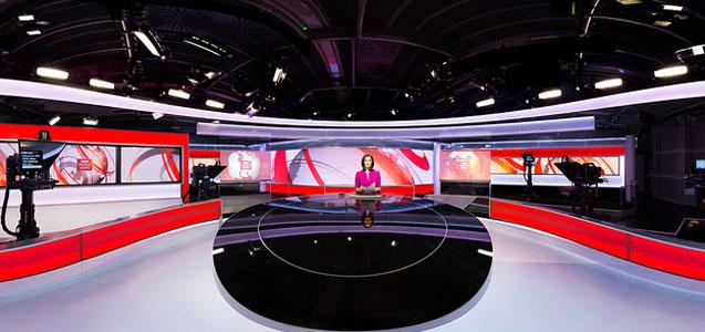 BBC Studio C – On Air