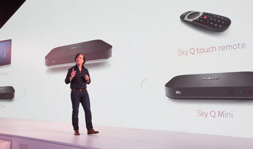 Anna Valley Secures Highly Anticipated Launch of Official Sky Q Box