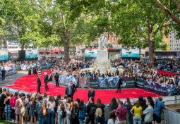 """Anna Valley & Limited Edition Event Design create epic visual display for worldwide premiere of """"Dunkirk"""""""