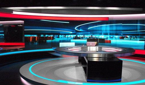 VTM News Studio