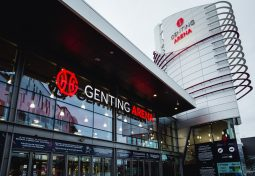 Dynamic displays for the Genting Arena