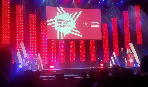 Anna Valley marks fifth year as AV supplier to National Prince's Trust and TK Maxx & Homesense Awards 2018/19