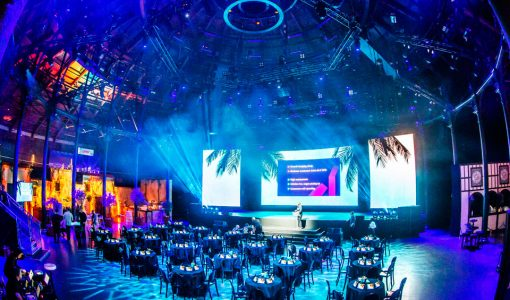 KSS Event Production picks Anna Valley for event video at Channel 4 Sales Upfront