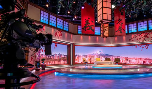 "Anna Valley provides mixed reality ""window on the world"" for ITV's Rugby World Cup 2019 studio"