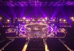 Anna Valley provides video displays for 65th BBC SPOTY awards