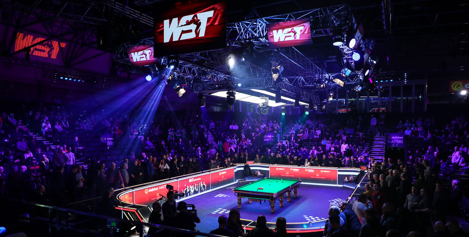 Why World Snooker Tour took a gamble on digital displays.