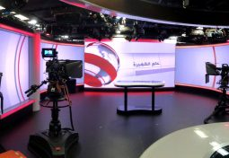 How BBC Arabic is using LED displays for TV set designs that move with the times.