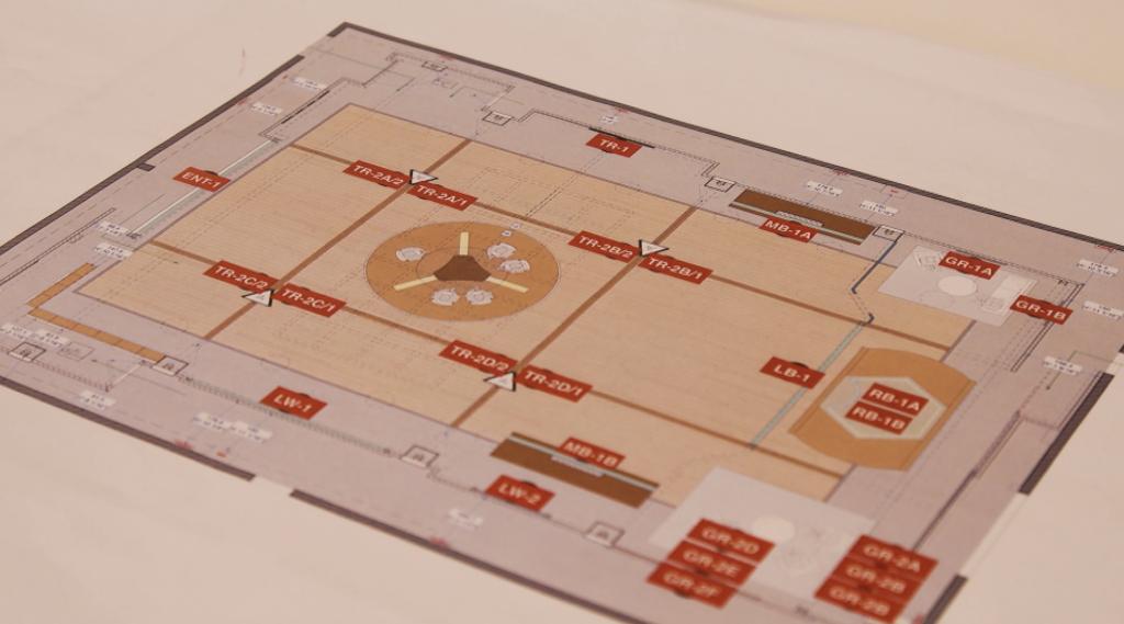 Manoto broadcast studio design plans