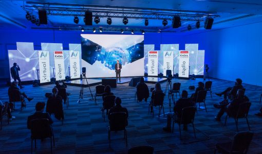 Hybrid event studio opens at ExCeL London