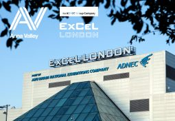 ExCeL London chooses Anna Valley as  preferred AV supplier