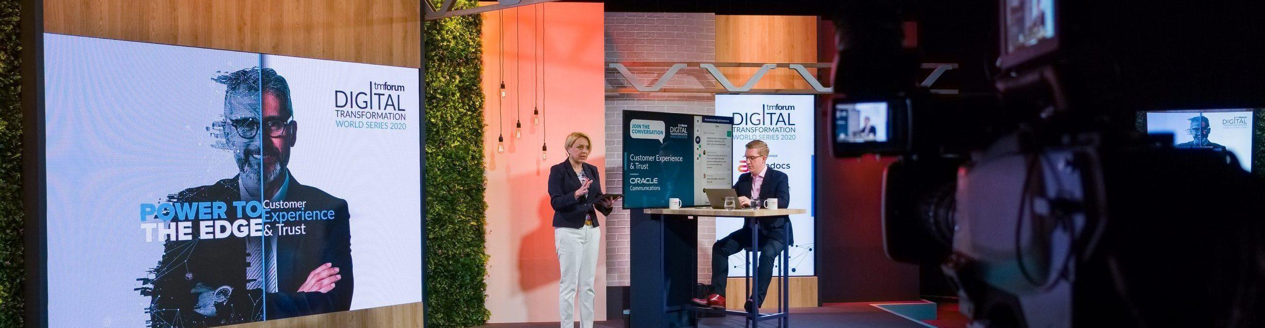 TM Forum's virtual conference