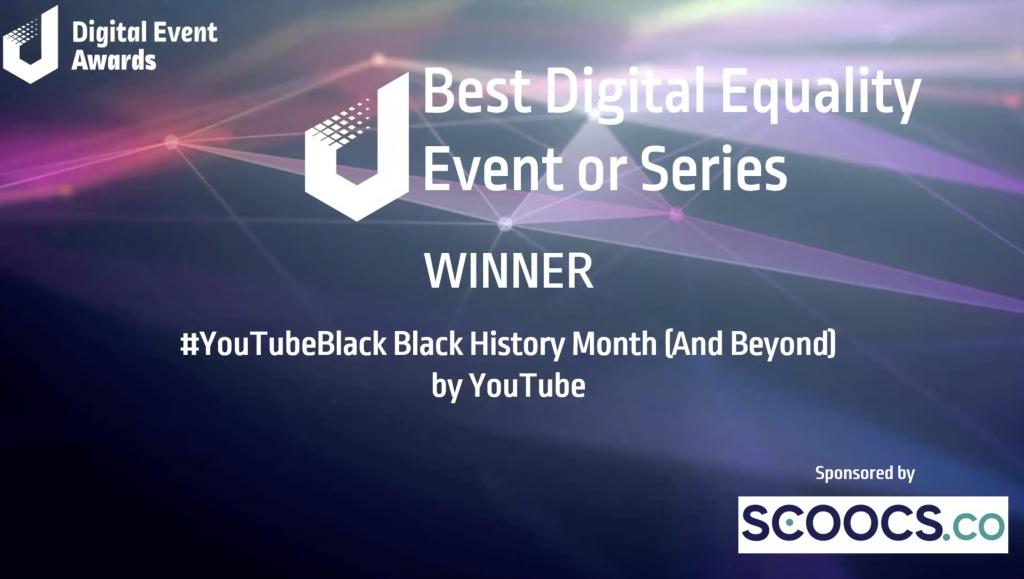 Digital Event Awards Innovision