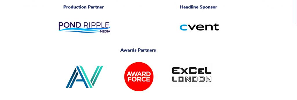Digital Event Institute Awards partners