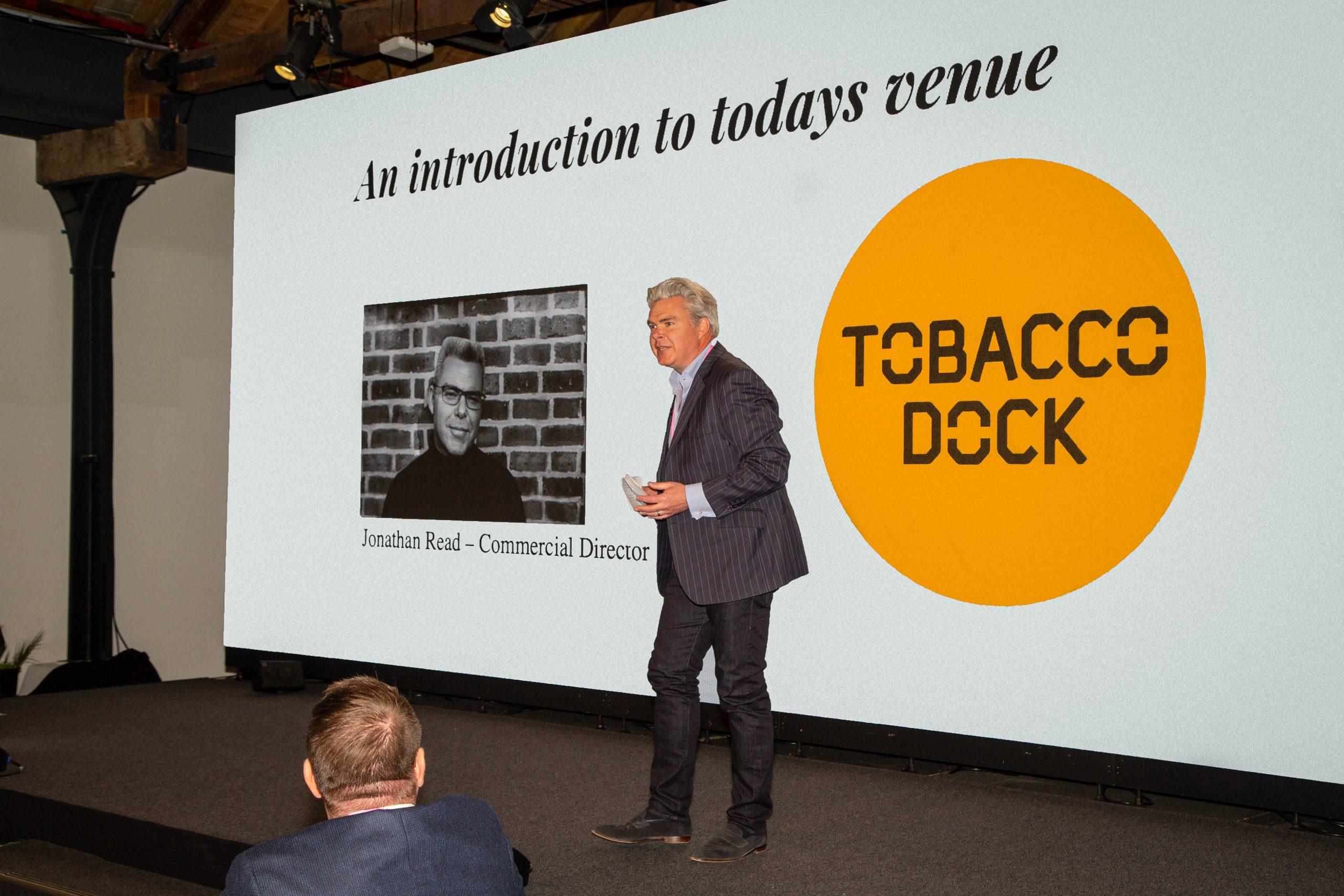 FF15 at Tobacco Dock