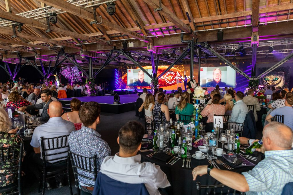 CN Agency Awards at Tobacco Dock
