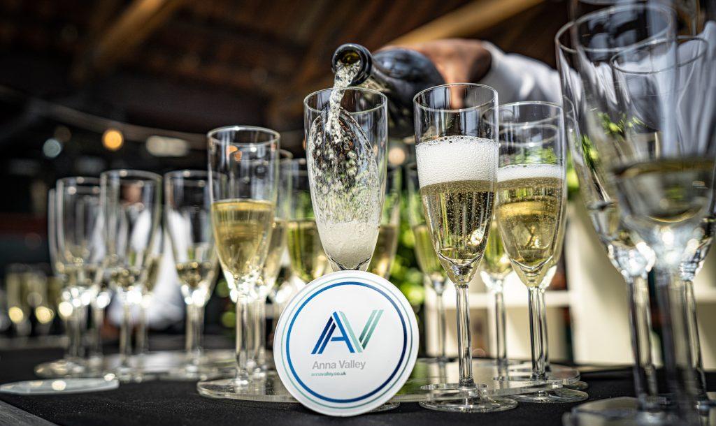 CN Agency Awards reception drinks