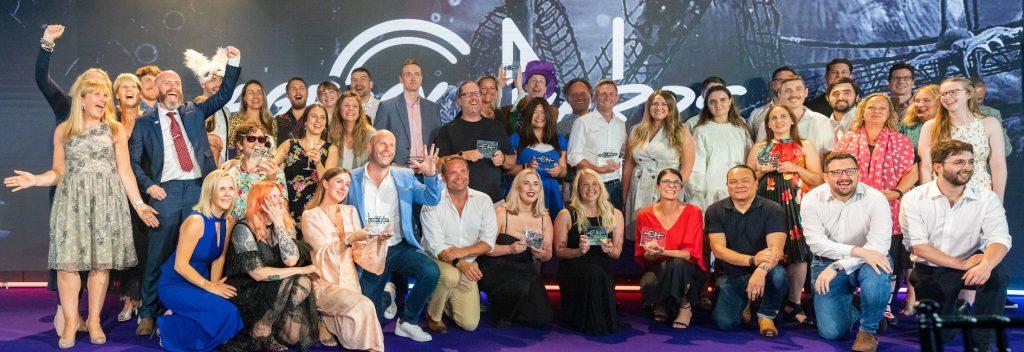 2021 CN Agency Award winners