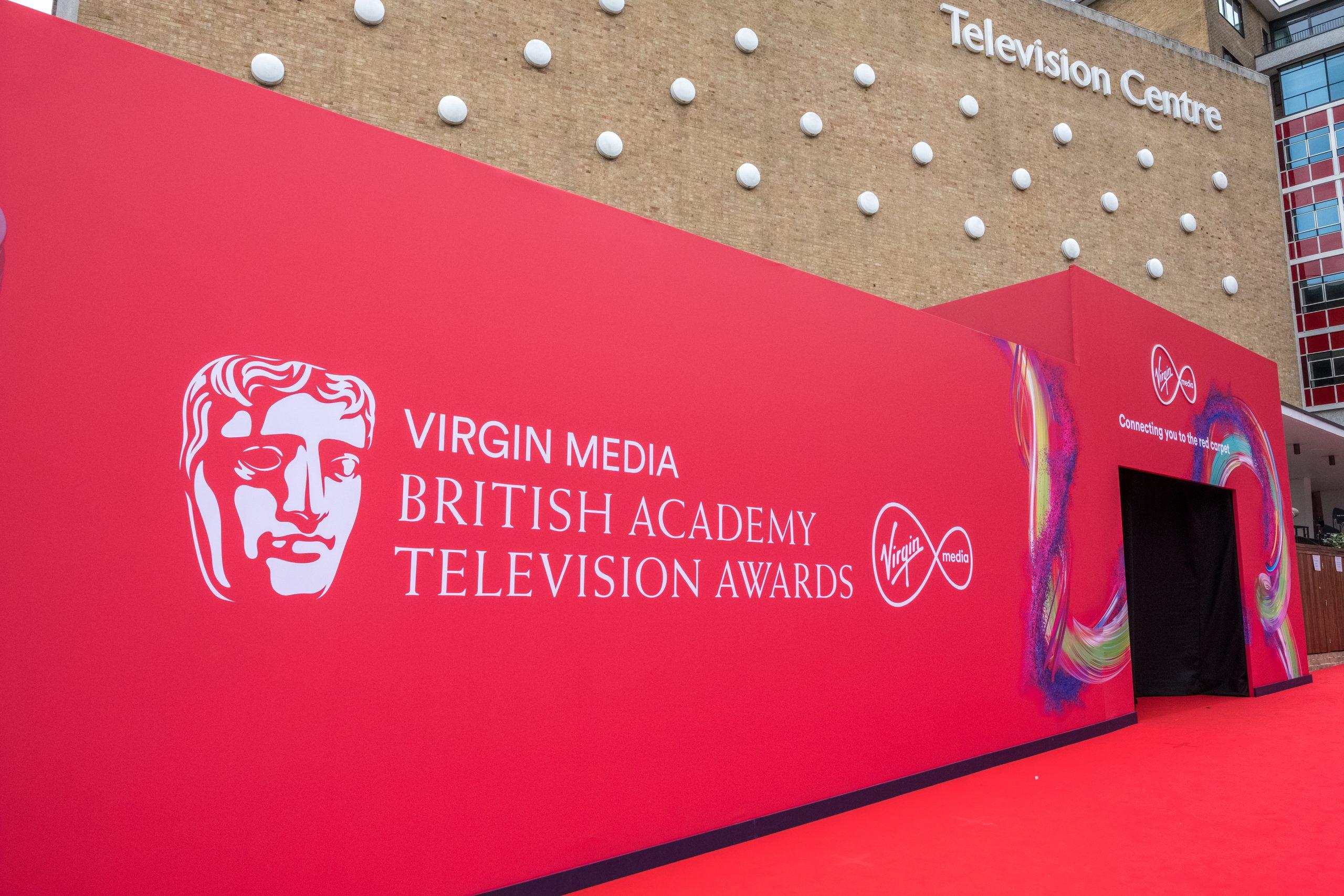 Transforming virtual fans into interactive holograms for the BAFTA TV Awards 2021