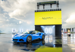 Anna Valley takes on technical production management for the launch of the Lotus Emira