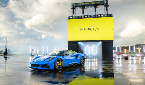 Anna Valley takes on production management for the launch of the Lotus Emira
